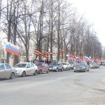 Первый автопробег «За суверенитет России!» прошел в Екатеринбурге в минувшую субботу