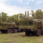 Минобороны: «Искандер» на территории Западного военного округа не противоречит международным соглашениям