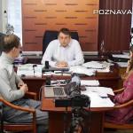 Беседа с Е.А. Федоровым 12 ноября 2013