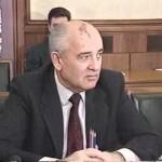 Горбачев после Беловежских соглашений 12.12.1991