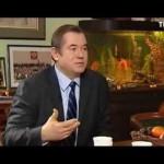 Сергей Глазьев в программе «Русский вопрос» 22.01.2014