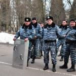 Львовский Беркут казакам Севастополя: «Вы только начните, а мы поддержим»