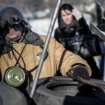 В Киеве задержаны двое активистов Майдана с оружием