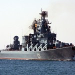 Корабли ЧФ с морпехами на борту вышли в Черное море охранять Олимпиаду