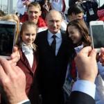 ВЦИОМ: рейтинг Путина достиг максимума за год