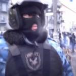 Боец Беркута: «За нами Москва!»
