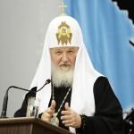 Патриарх призвал бороться за суверенитет России