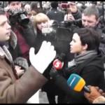 Информационная война на Украине. Правда о 5 канале