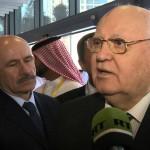 Михаил Горбачёв: В Киеве нужно бульдозерами грести, чтобы убрать консультантов из США и ЕС