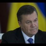 Пресс-конференция Президента Украины Виктора Януковича 28.02.2014