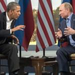 Путин в разговоре с Обамой подчеркнул необходимость принятия срочных мер по стабилизации обстановки на Украине