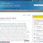 Госдеп обозначил срок интервенции на Украине