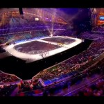 Смотреть Церемонию открытия Олимпиады в Сочи
