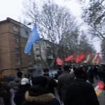 Марш Одессы! Против фашизма и майдана!
