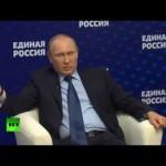 Владимир Путин прокомментировал предложение некоторых «экспертов» отдать Арктику под международное управление