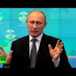 Владимир Путин встретился с представителями общественного совета по подготовке Сочи-2014