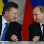 Путин получил просьбу Януковича об использовании войск РФ на Украине