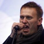 Навального посадили на электронную «цепь»