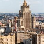 МИД РФ: Президент США, по сути, санкционировал изъятие имущества иностранцев без суда