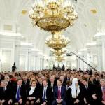 Владимир Путин во вторник выступит с посланием Федеральному собранию по Крыму