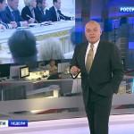 «Вести недели» с Дмитрием Киселевым 23.03.2014
