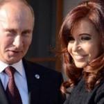 Владимир Путин договорился о размещении военной базы РФ в Аргентине