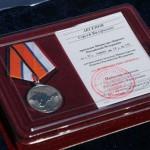 Шойгу учредил медаль «За возвращение Крыма». Первый кавалер — Аксёнов