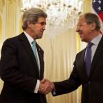 Лавров и Керри обсудили украинский кризис