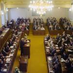 Парламент Чехии проголосовал против применения экономических санкций к России