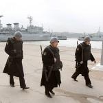 Аксенов заявил о массовом переходе украинских военных в Крыму на сторону России