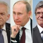 Die Welt. Грубе и Кезер: топ-менеджеры мчатся к Путину