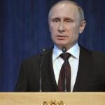 Владимир Путин обратился к Совету Федерации за разрешением об использовании вооруженных сил РФ на территории Украины
