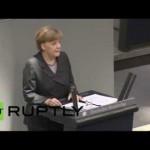 Германия осуждает Россию за соблюдение международного права!!!