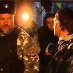 Днепропетровск. Отряды Schutzstaffel SS начали зачистку русских
