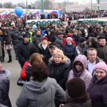 Митинг-концерт в поддержку Крыма (07.03.2014)