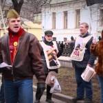 НОД: Пикеты против политики ЦБ (10-12.03.2014)