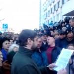 Обращение жителей Мариуполя к Януковичу 22.03.2014