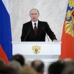 Полный текст обращения Владимира Путина по Крыму