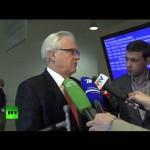 Виталий Чуркин: Перед голосованием на Генассамблее ООН многие страны жаловались на давление Запада