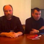 Владимир Рогов дал пресс-конференцию по своему похищению и последним событиям на Украине