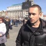 Жители Донецка требуют проведения референдума об отделении от Украины