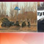 Жители востока Украины взяли под контроль перемещение оружия, предположительно в Киев!