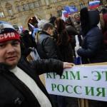 ВЦИОМ: более 90% россиян считают правильным решение о присоединении Крыма к РФ
