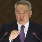 Назарбаев об Украине: на господстве США поставлен крест
