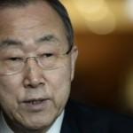 Пан Ги Мун: отправлять на Украину миротворцев под эгидой ООН нецелесообразно
