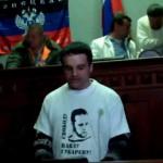 Донецкий облсовет обратился к Владимиру Путину с просьбой ввести миротворцев