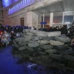 В юго-восточных регионах Украины продолжаются акции протеста