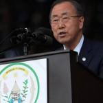 Пан Ги Мун: Дальнейшие волнения на Украине не послужат ничьим интересам