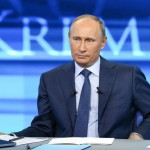Президент России Владимир Путин побеседовал с россиянами в рамках «прямой линии»