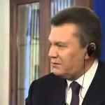 Президент Украины Виктор Янукович дал первое интервью с тех пор, как он 22 февраля был неконституционно отстранён от власти